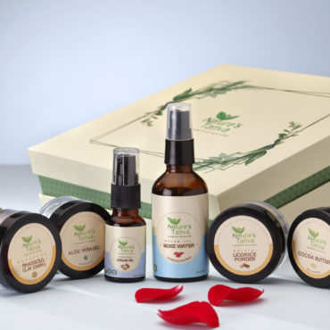 Travel Essential winters gift box for valentine day special