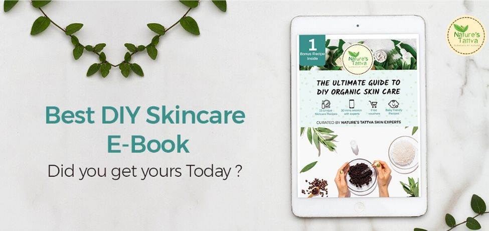 Natural Skincare – DIY E- Book For All Skin Types