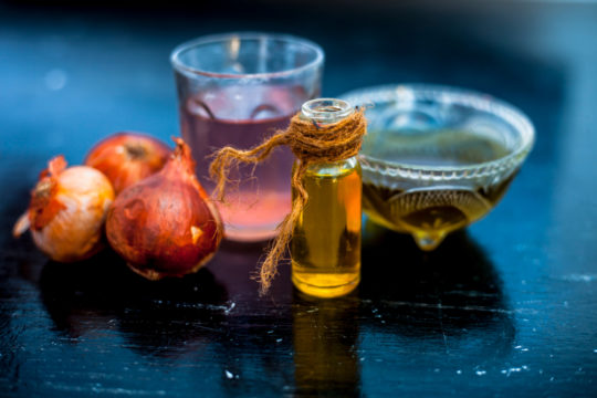 red onion seed oil