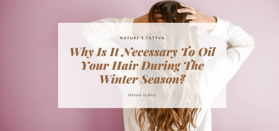 Why Is It Necessary To Oil Your Hair During The Winter Season?
