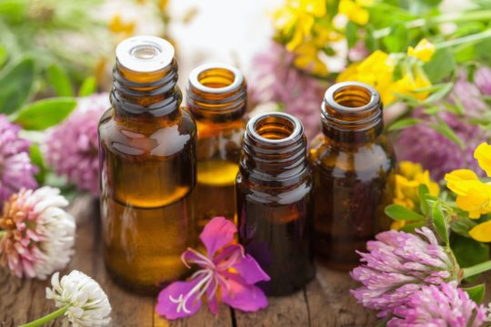 essential oils To Make This Valentine's Day for him