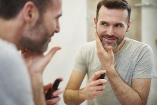 beard oil to Make Valentine's Day Special for him