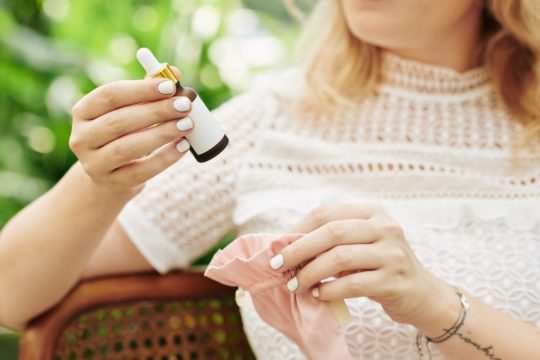 Essential oil Quality and variety